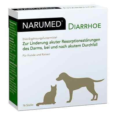 Narumed Diarrhoe Pulver-sticks für Hunde /Katzen  bei apo-discounter.de bestellen