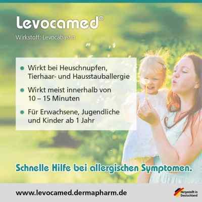 Levocamed 0,5 mg/ml Nasenspray Suspension  bei apo-discounter.de bestellen