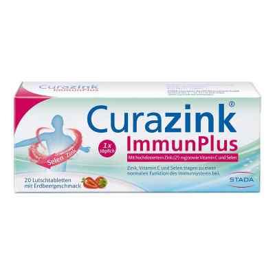 Curazink Immunplus Lutschtabletten  bei apo-discounter.de bestellen
