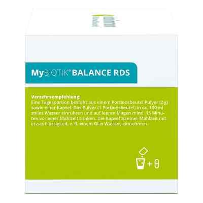 Mybiotik Balance Rds 40x2 g+40 Kapseln  bei apo-discounter.de bestellen