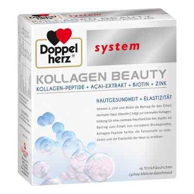 Doppelherz Kollagen Beauty system Trinkfläschchen  bei apo-discounter.de bestellen