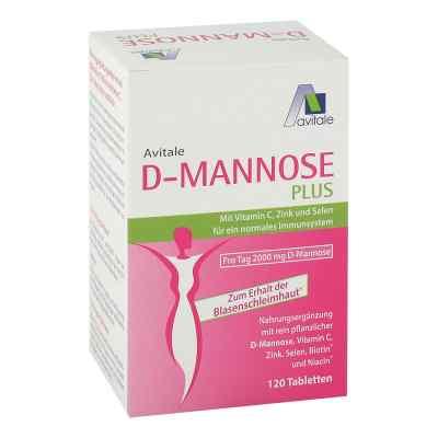 D-Mannose Plus 2000 mg Tabletten  bei apo-discounter.de bestellen