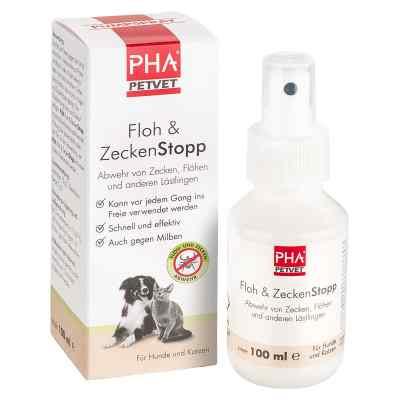 Pha Floh & Zeckenstopp Pumpspray für Hunde /Katzen  bei apo-discounter.de bestellen
