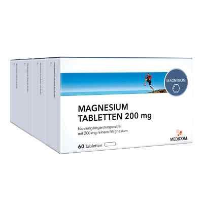 Magnesium Tabletten 200 mg  bei apo-discounter.de bestellen