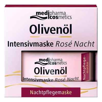 Olivenöl Intensivmaske Rose Nachtcreme  bei apo-discounter.de bestellen