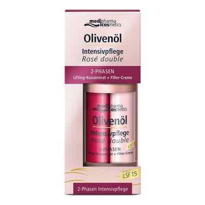 Olivenöl Intensivcreme Rose double  bei apo-discounter.de bestellen