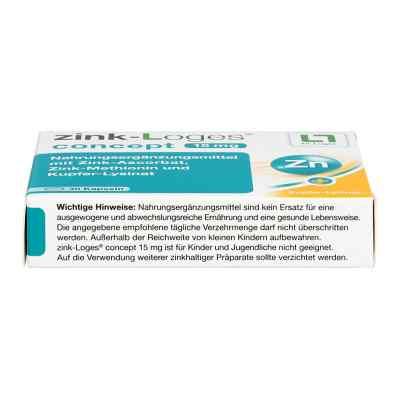 Zink-Loges concept 15 mg Kapseln  bei apo-discounter.de bestellen