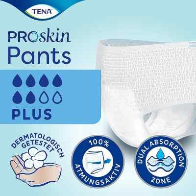 Tena Pants plus Xl Einweghose  bei apo-discounter.de bestellen