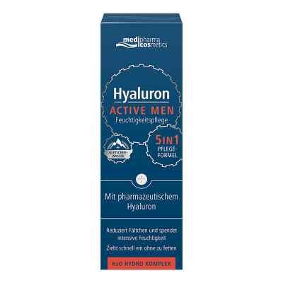 Hyaluron Active Men Feuchtigkeitspflege Creme  bei apo-discounter.de bestellen