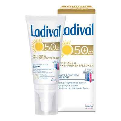 Ladival Sonnenschutz Gesicht Anti-Age & Anti-Pigmentflecken Crem  bei apo-discounter.de bestellen