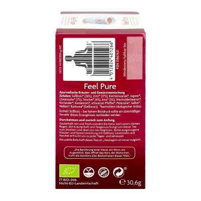 Yogi Tea Feel Pure Bio Teebeutel  bei apo-discounter.de bestellen