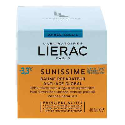 Lierac Sunissime Gesicht After Sun Balsam  bei apo-discounter.de bestellen