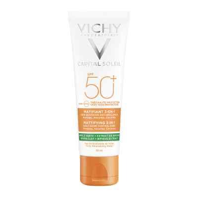 Vichy Capital Soleil matt.Sonnenpflege Cre.lsf 50+  bei apo-discounter.de bestellen