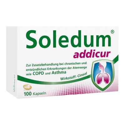 Soledum addicur 200 mg magensaftresistent   Weichkapseln  bei apo-discounter.de bestellen