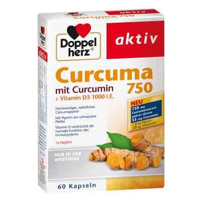 Doppelherz Curcuma 750 Kapseln  bei apo-discounter.de bestellen