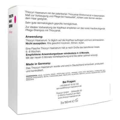 Thiocyn Haarserum Frauen 3x150 ml Vorteilspackung  bei apo-discounter.de bestellen