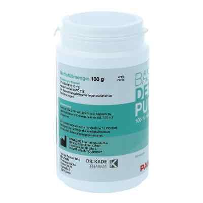 Panaceo Basic-detox Pure Kapseln  bei apo-discounter.de bestellen