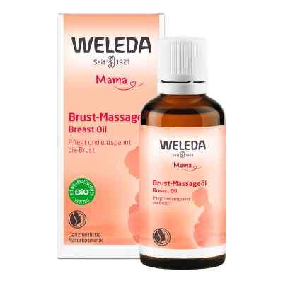 Weleda Brust-Massageöl  bei apo-discounter.de bestellen