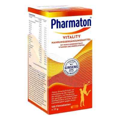 Pharmaton Vitality Filmtabletten  bei apo-discounter.de bestellen
