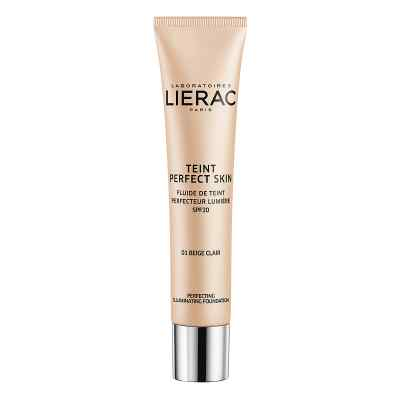 Lierac Teint Perfect Skin Creme 01 light beige  bei apo-discounter.de bestellen