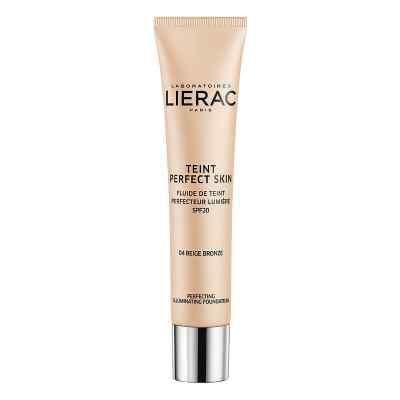 Lierac Teint Perfect Skin Creme 04 bronze beige  bei apo-discounter.de bestellen