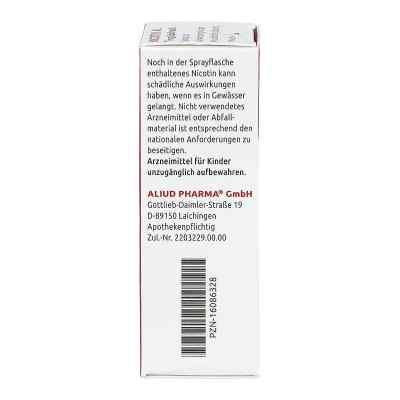 Nicotin AL 1 mg/Sprühstoß Spray  bei apo-discounter.de bestellen