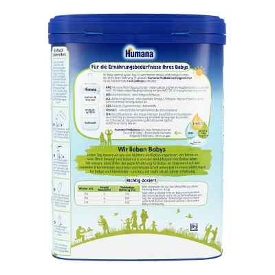 Humana Probalance Folgemilch 2 Mp Pulver  bei apo-discounter.de bestellen