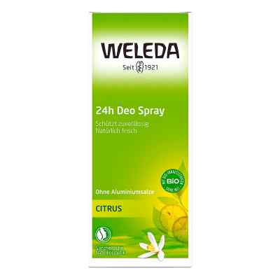 Weleda Citrus 24h Deo Spray  bei apo-discounter.de bestellen