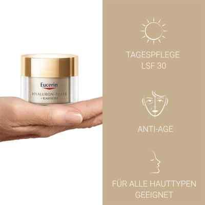 Eucerin Anti-Age HYALURON-FILLER + ELASTICITY LSF 30  bei apo-discounter.de bestellen