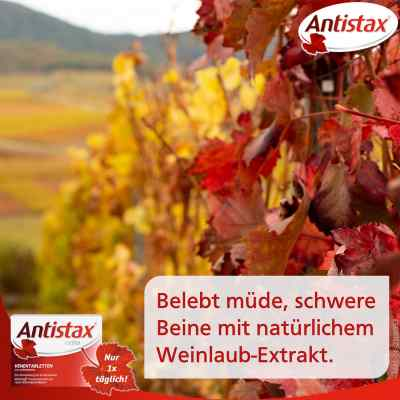 Antistax extra Venentabletten bei Venenleiden & Venenschwäche  bei apo-discounter.de bestellen