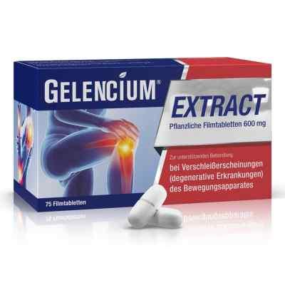 Gelencium Extract Pflanzliche Filmtabletten  bei apo-discounter.de bestellen