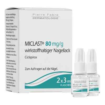 Miclast 80 mg/g wirkstoffhaltiger Nagellack  bei apo-discounter.de bestellen
