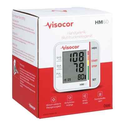 Visocor Handgelenk Blutdruckmessgerät Hm60  bei apo-discounter.de bestellen