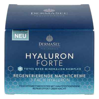 Dermasel Totes Meer Hyaluron Forte Nachtcreme  bei apo-discounter.de bestellen