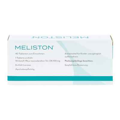 Meliston Tabletten  bei apo-discounter.de bestellen