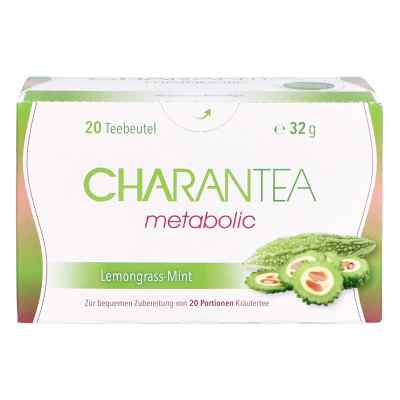 Charantea Teebeutel metabolic Lemon/mint  bei apo-discounter.de bestellen