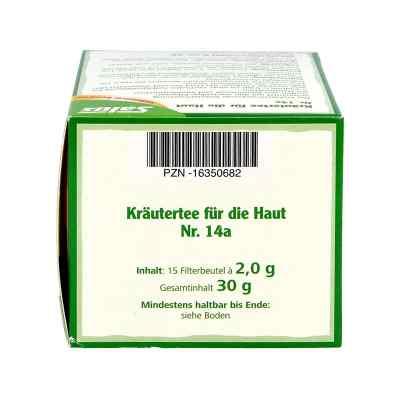 Kräutertee Für Die Haut Nummer 1 4a Bio Salus Fbtl.  bei apo-discounter.de bestellen