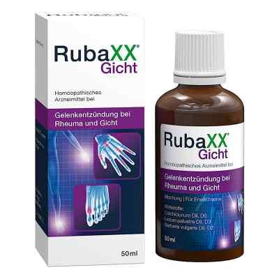 Rubaxx Gicht Tropfen zum Einnehmen  bei apo-discounter.de bestellen