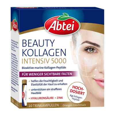 Abtei Beauty Kollagen Intensiv 5000 Trinkampullen  bei apo-discounter.de bestellen