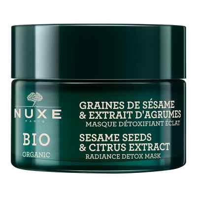 Nuxe Bio entgiftende Maske für neue Leuchtkraft  bei apo-discounter.de bestellen