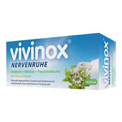 Vivinox Nervenruhe Baldr.+mel.+passion.beruh.drag.  bei apo-discounter.de bestellen