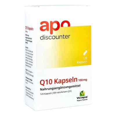 Q10 Kapseln 100 mg  bei apo-discounter.de bestellen
