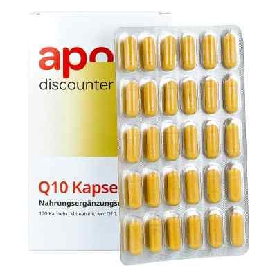 Q10 Kapseln 100 mg von apo-discounter  bei apo-discounter.de bestellen