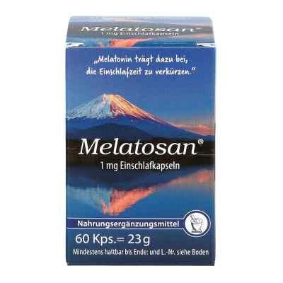 Melatosan 1 mg Einschlafkapseln  bei apo-discounter.de bestellen