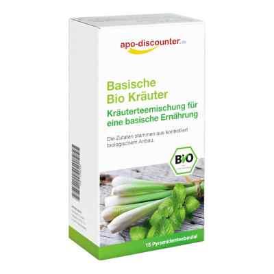 Bio Basen-kräutertee Filterbeutel  bei apo-discounter.de bestellen