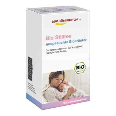 Bio Stilltee Filterbeutel von apo-discounter  bei apo-discounter.de bestellen