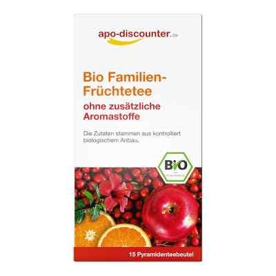 Bio Familien-Früchtetee Filterbeutel  bei apo-discounter.de bestellen