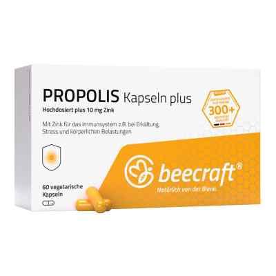 Beecraft Propolis Kapseln Plus  bei apo-discounter.de bestellen