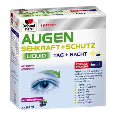 Doppelherz Augen Sehkraft+schutz Liquid system  bei apo-discounter.de bestellen