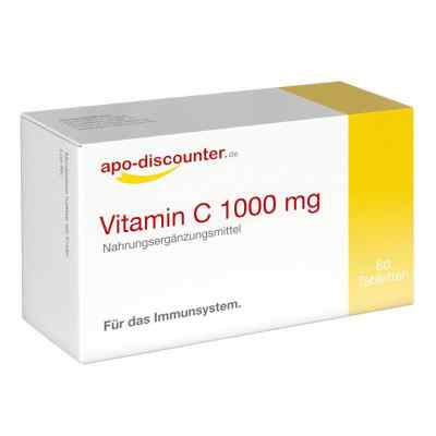 Vitamin C1000 mg Tabletten von apo-discounter  bei apo-discounter.de bestellen